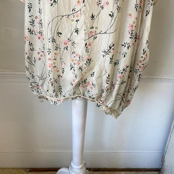 Gorgeous Silk Robe Lightweight Floaty Silk Robe 1… - image 8