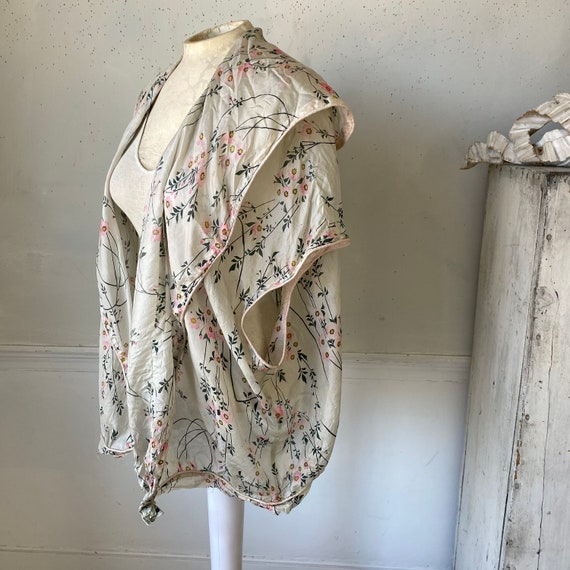 Gorgeous Silk Robe Lightweight Floaty Silk Robe 1… - image 6