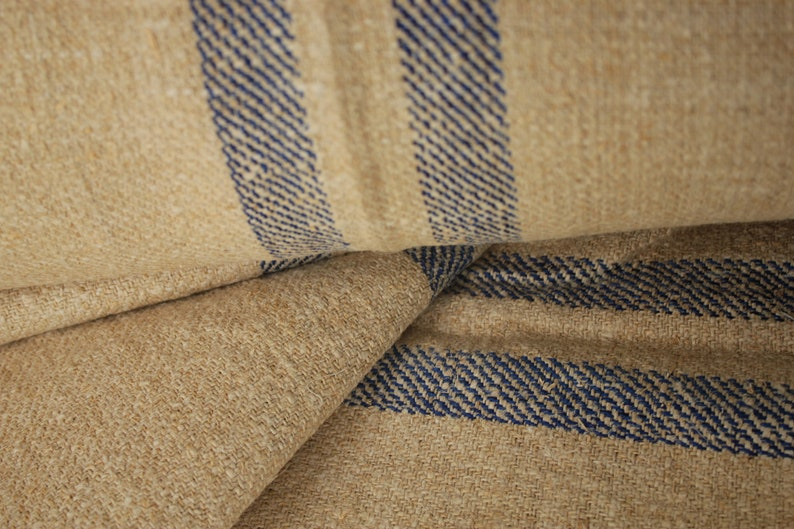 Woven pouch \u2013 gray-white-brown-beige