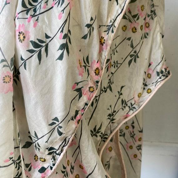Gorgeous Silk Robe Lightweight Floaty Silk Robe 1… - image 3