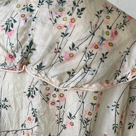 Gorgeous Silk Robe Lightweight Floaty Silk Robe 1… - image 1