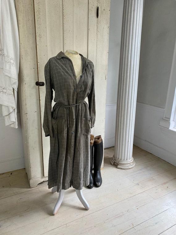 Chore dress Workwear Work wear woman's dress 1920'