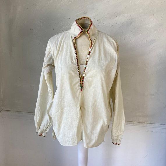 Traditional Folk Costume 1940s Folkwear French Wo… - image 4