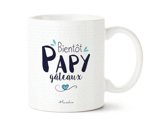 Cadeau Papy f/ête des Grand p/ères Porte-cl/és Papy Papy Je tadore /à linfini Manahia Porte cl/és Papy