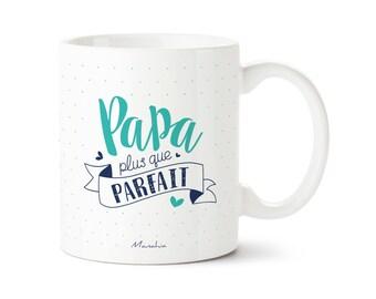 Perfect dad mug. mug celebrating fathers day gift dad Mug, Dad