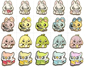 Neopets Enamel Pin Collection