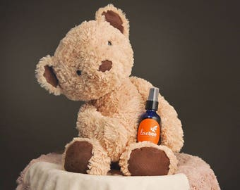 Gentle All Natural Massage Oil | Baby Massage Oil | LoveBee Natural Organic Producs