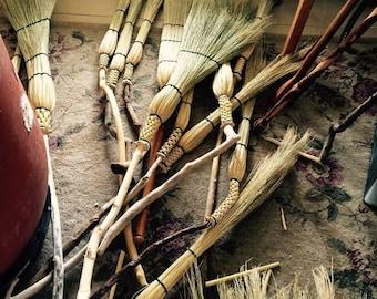 Brooms Brooms Brooms!