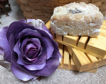 Lavender and Juniper Berry Soap