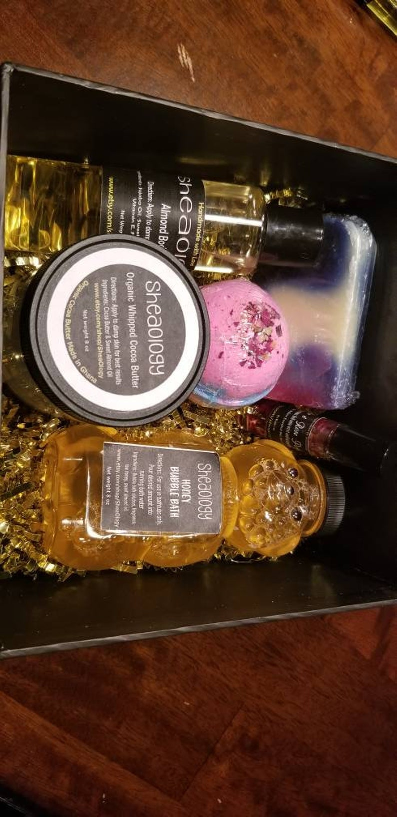 Gift Box Set For Her Him Skincare Thank