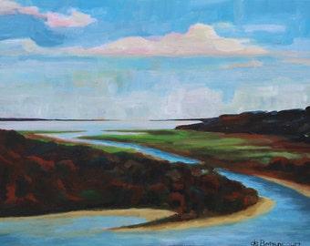 Blue Estuary