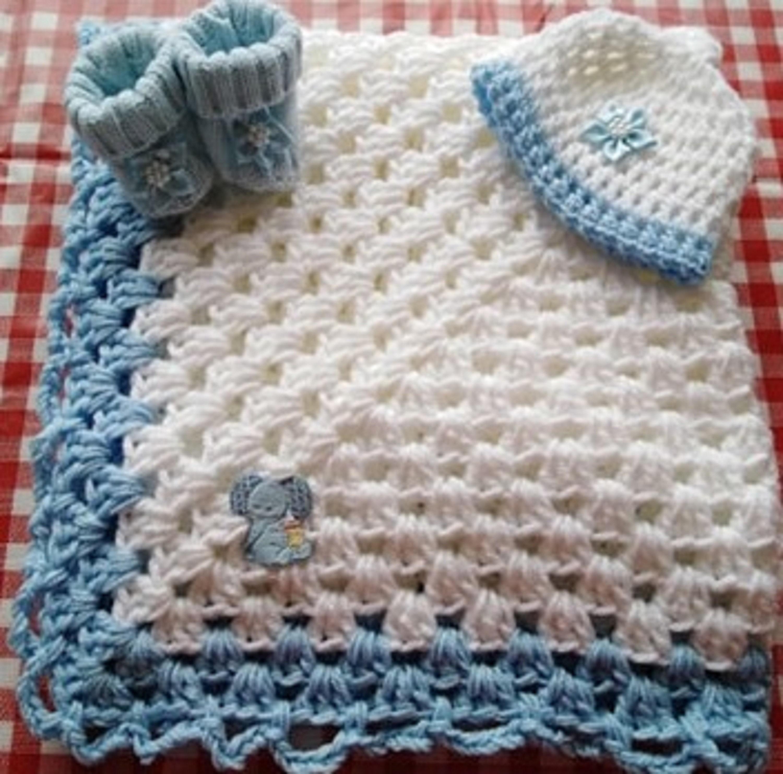 CROCHET Elephants Baby Blanket / Afghan Crochet pattern by Pattern World | 2965x3000