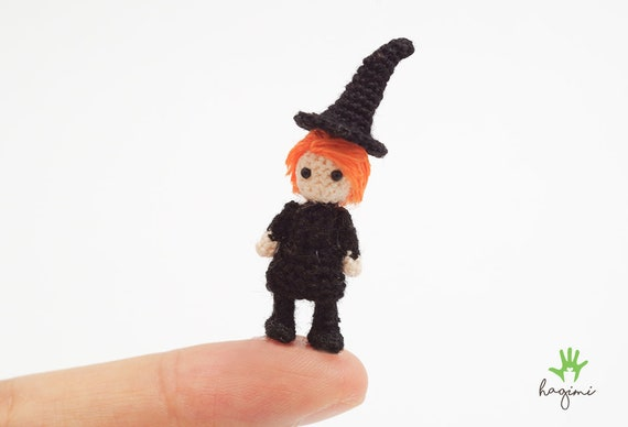 Tiny Kokeshi Doll | tiny amigurumi doll | Harmony Rose | Flickr | 388x570