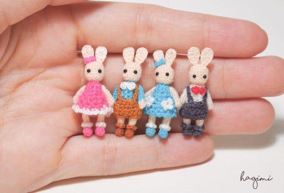 Tutoriel amigurumi Kawi le petit lapin débutant (partie 2) - YouTube   388x570