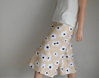 Culottes PDF sewing pattern