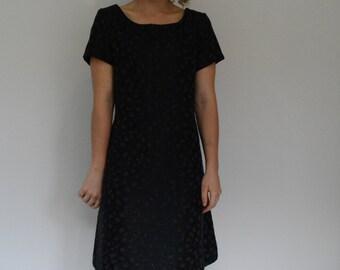 Tie back dress PDF sewing pattern