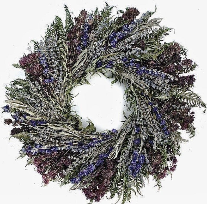 VanCortlandt Farms Natural Dried Handmade Herbal Blues Dried image 0