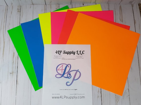Small To Large ALL COLOR Sticker Vinyl Kits