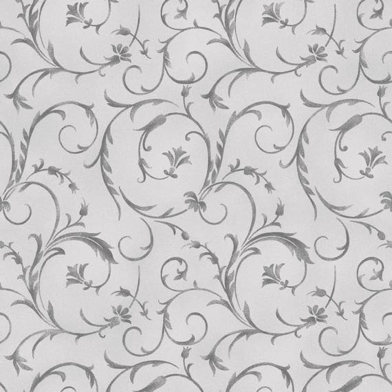 Stone Gray Beautiful Backing 108 Wide  Quilt Backing Fabric