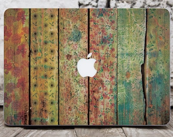 Wood Macbook Air 13 Inch Cover Laptop Decal Laptop Full Cover Laptop Decals Laptop Sticker Laptop Cover Computer Decal Macbook Pro SK3048