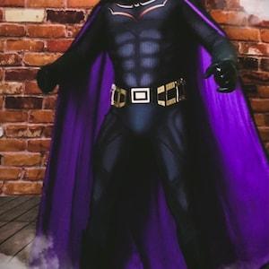 48 Long Adult Black Cape Polyester Cosplay Medieval Vampire Men Women Halloween Superhero Gothic Costume Phantom Magician Witch
