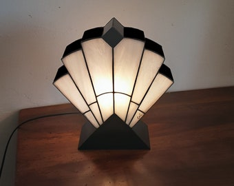 "Tiffany ""1923"" Art Deco Lamp"