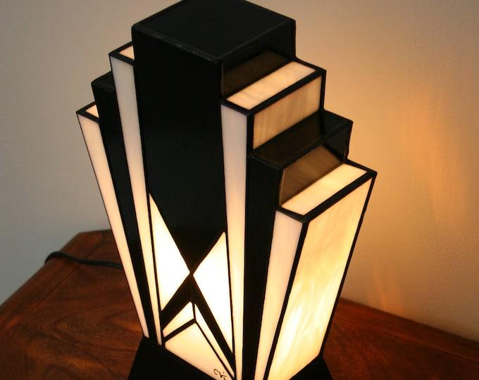"Featured listing image: Tiffany ""1925"" Art Deco Lamp"