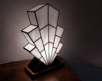 "Tiffany Art Deco Lamp ""1921 TS"""