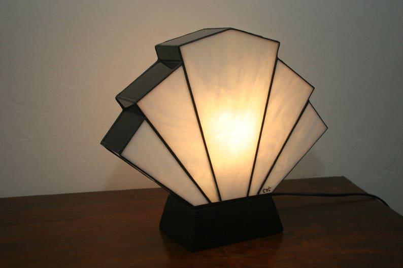 Tiffany Lampen Amsterdam : Lampe tiffany art deco: zoll antike tiffany art tabellen lampe