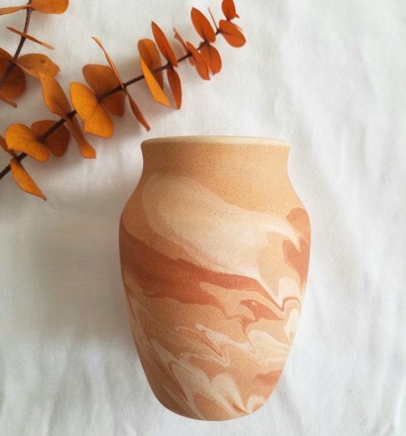 Vintage Sevierville Pottery Small Vase
