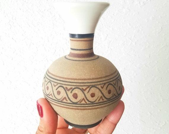 Vintage Savvas Koloni Cyprus Pottery
