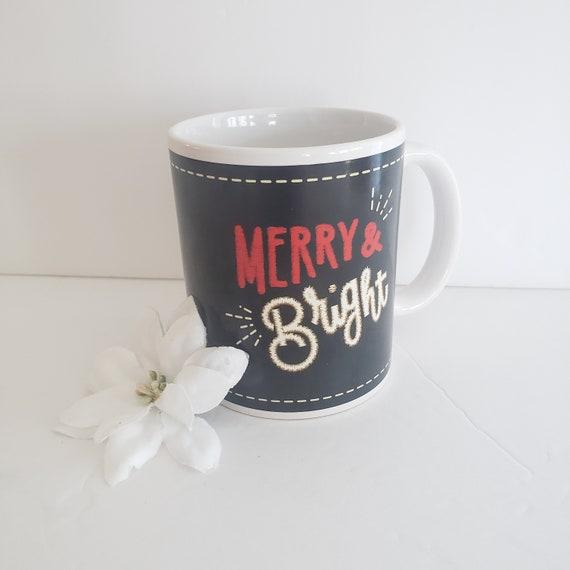 Be Merry Holiday Mug