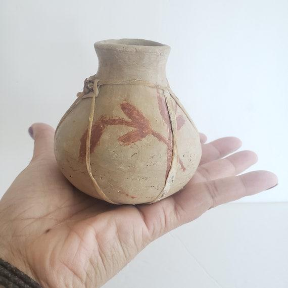 Mini Vintage Southwestern Bud Vase
