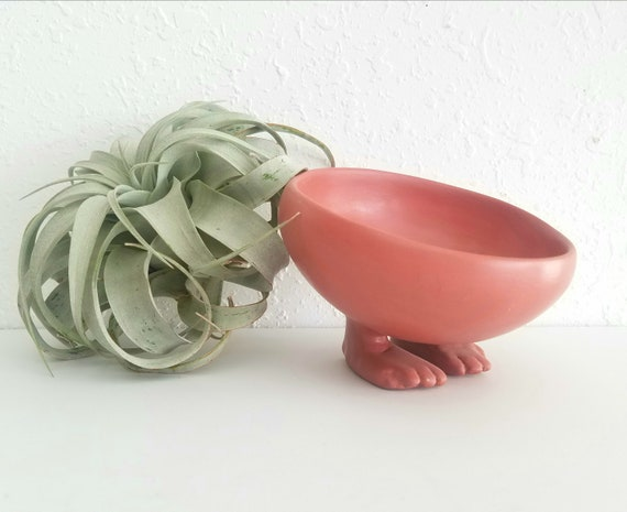 Ceramic Toes Planter/ Airplant Holder