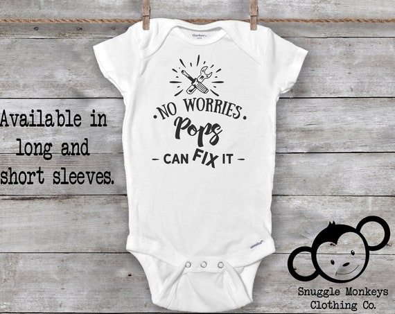 Pops Onesie®, Cute Baby Clothes, Grandpa Baby Clothes, Pops Baby Clothes, Grandpa Shirt, Pops Gift, Baby Shower Gift, Grandpa Onesie®