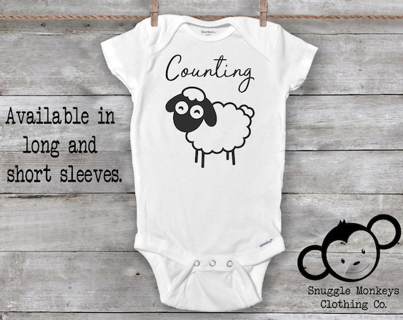 Sheep Onesie®, Funny Baby Onesie®, Farm Baby Clothes, Farmer Baby Gift, Country Baby Onesie®, Baby Shower Gift, Sheep Baby Clothes,