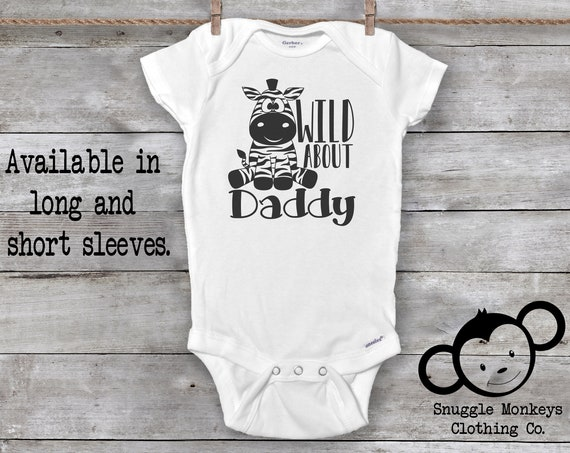 I Love Daddy Onesie®, Daddy Baby Onesie®, Daddy Loves Me Onesie®, Baby Shower Gift, Daddy Baby Outfit, New Dad Gift, Dad Baby Announcement