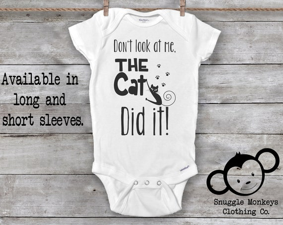 Funny Baby Onesie®, Crazy Cat Baby Onesie®, Cat Onesie®, My Siblings Have Paws, Cat Baby Onesie®, Cat Baby Shower, Cute Baby Clothes
