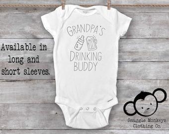 c50bac99b Grandpa onesie