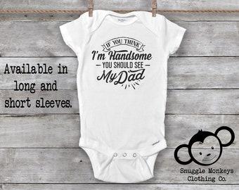 Baby Me /& My Daddy Love MAN CITY FOOTBALL long sleeve  BABY BODYSUIT,vest,gift