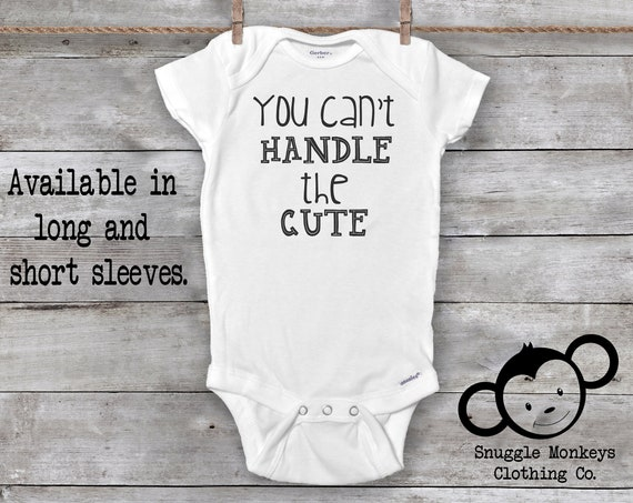 Funny Baby Onesie®, Movie Quote Onesie®, Funny Baby Gift, Funny Saying Onesie®, Baby Shower Gift, Unisex Baby Gifts, Unique Baby Gift