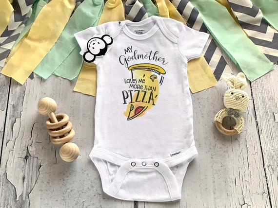 Will You Be My Godparents Embroidered Baby Romper Babygrow Poison Godmother