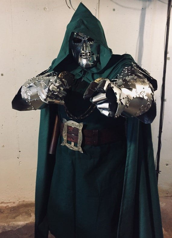 Dr Doom Cosplay Costume | Etsy