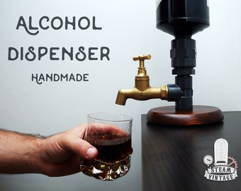 Gift For Men Who Have Everything Fathers Day Him 30th Birthday Bourbon Dispenser Alcohol Whiskey Jameson Valentines