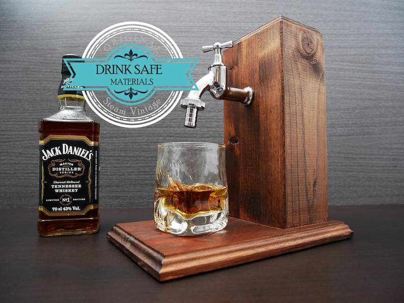 Men valentines day gift Whiskey Dispenser gift birthday  Gift image 0