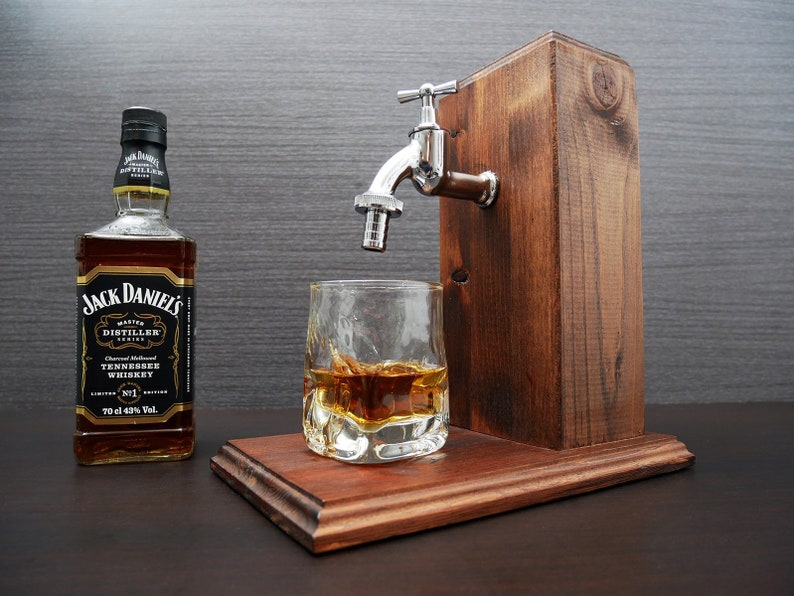 Whiskey Husband Gift Birthday For Alcohol