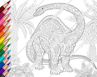 Imaginative Fairy Tale Coloring Page | 270x340