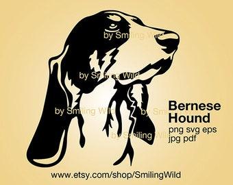 Free Hound Dog Clipart - Clip Art Hound Dog , Free Transparent Clipart -  ClipartKey