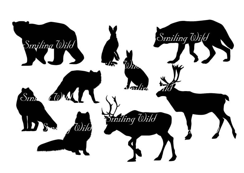 Pink Fox Silhouette Clip Art At Clker - Transparent Fox Silhouette - Free  Transparent PNG Clipart Images Download