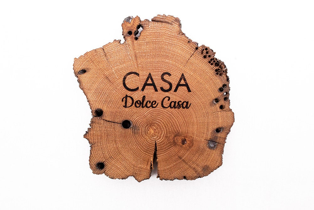 Decorative Section Of Briccola | Casa Dolce Casa| Home Sweet Home